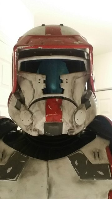 Aardvarks Havoc Trooper 9