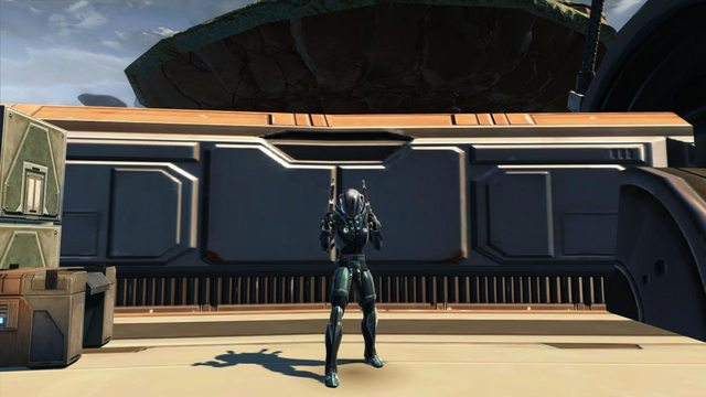 An Absolutely AMAZING SWTOR Christmas Present 2