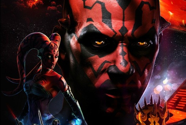 Insider Look at the Cancelled Darth Maul Game