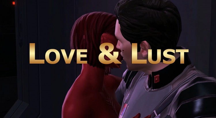 SWTOR Love & Lust - Imperial one-nighters
