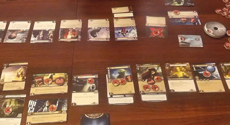 Star Wars Card Game A Story from Memory Lane