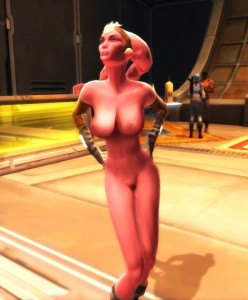 nude swtor female