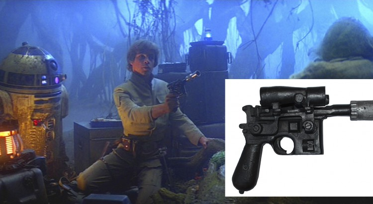 Luke Skywalker's Blaster