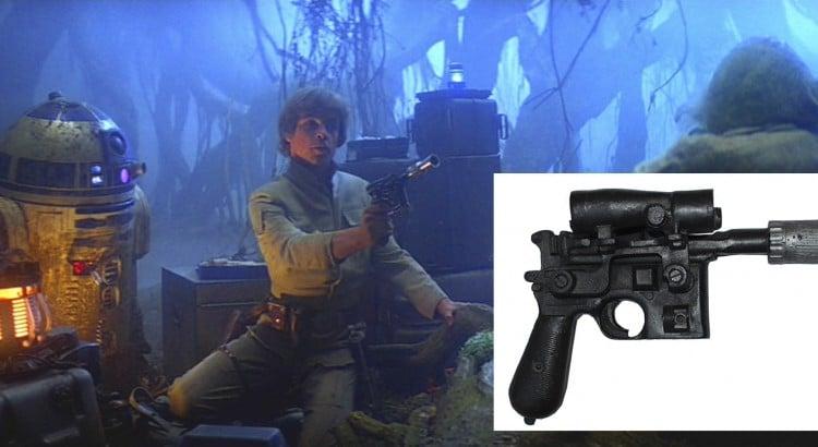 Luke Skywalker's Blaster