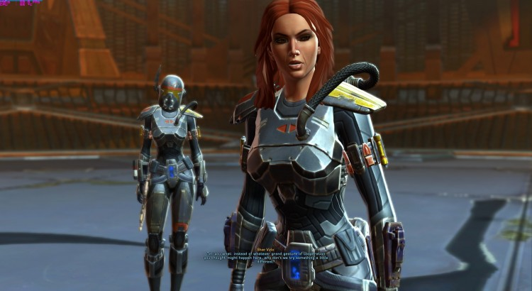 SWTOR Updated Event Schedule for January