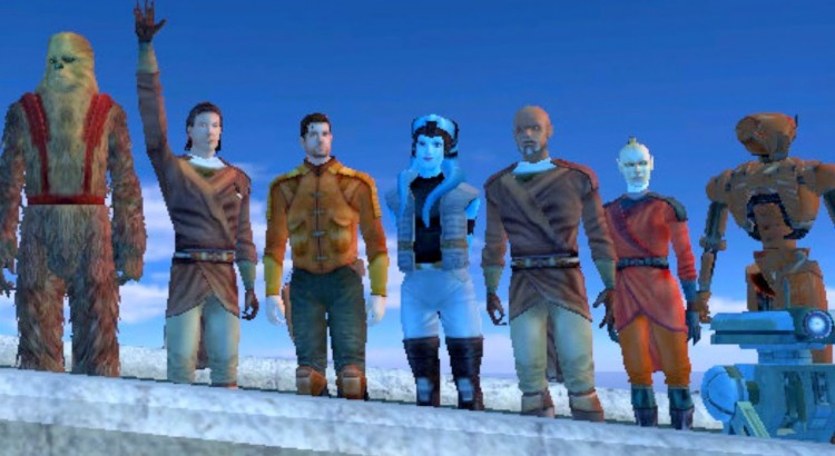 Top 10 Star Wars Video Game Characters