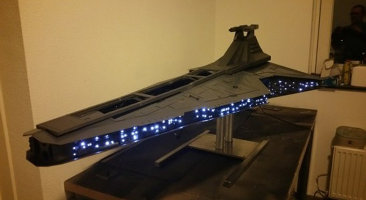 Star Destroyer PC Case