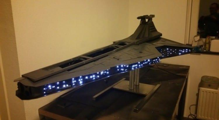 Star Destroyer PC Case