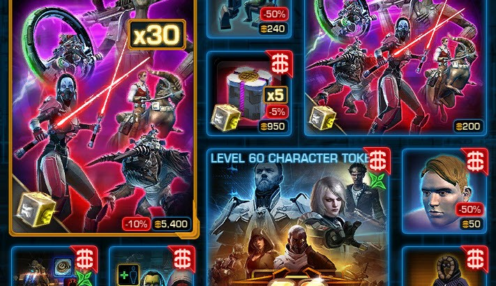 Changes to the Cartel Market — Tuesday February 17 – 2016