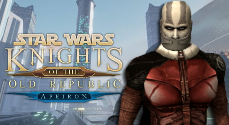 KOTOR is Getting a Fan Made HD Unreal Engine 4 Reboot