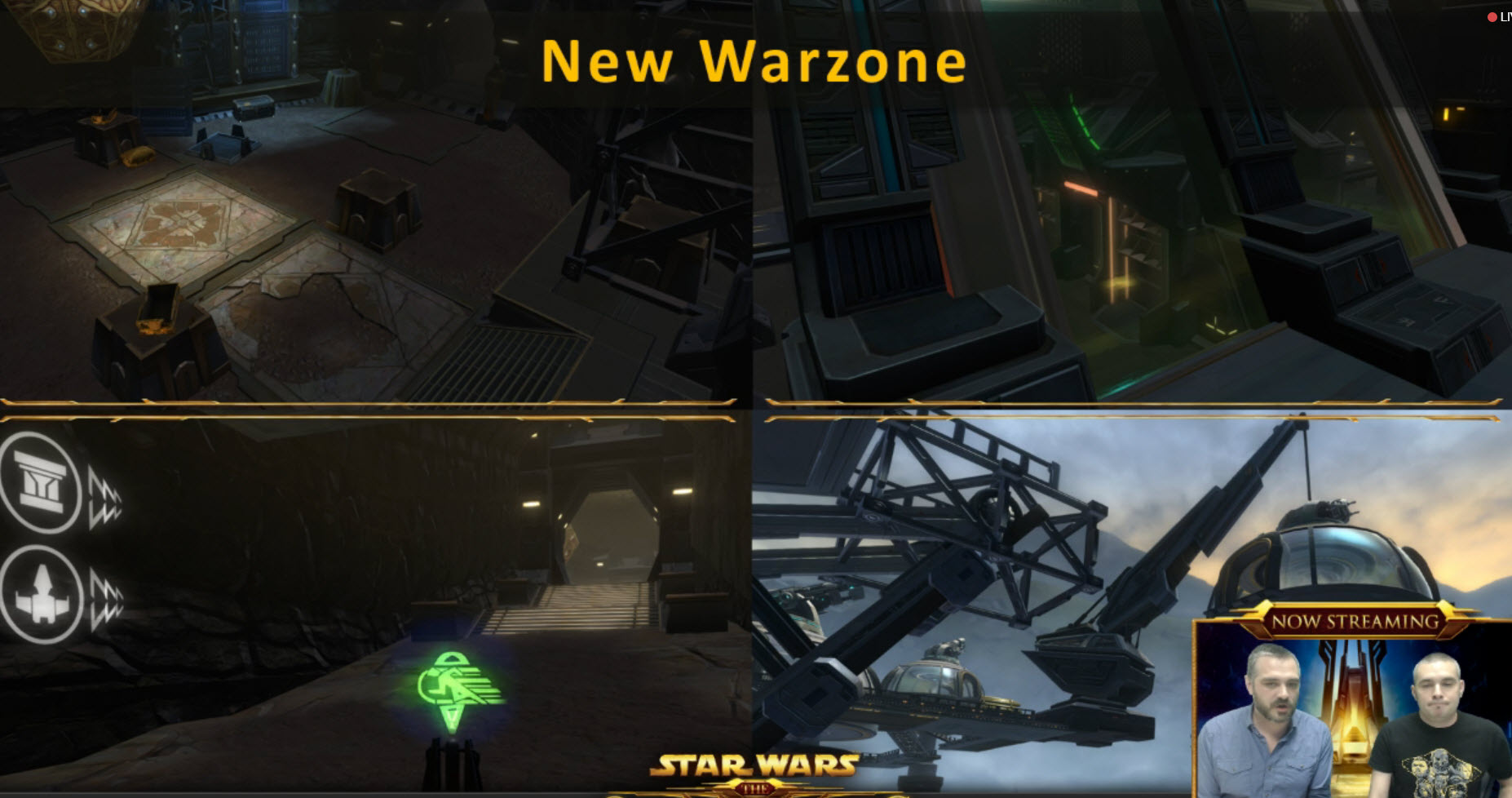 New swtor Odessen Warzone