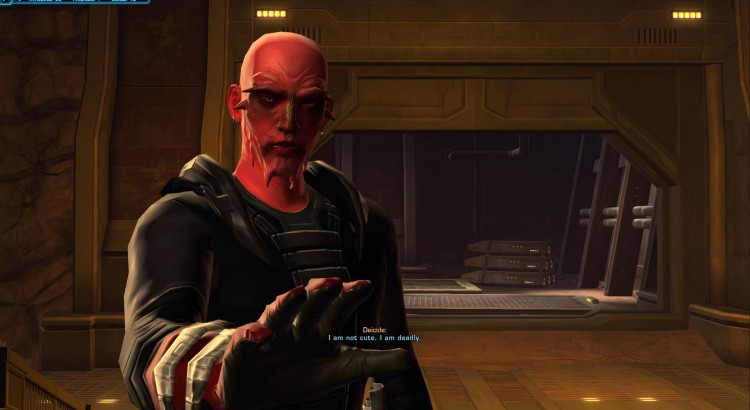 SWTOR 4_3 PTS online today