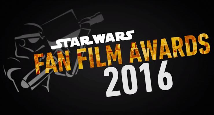 'Star Wars' Fan Film Awards