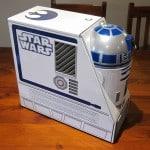 Star Wars R2D2 Computer Case mod