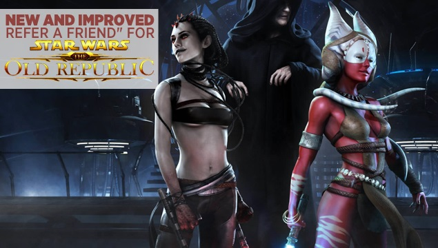 The Correct Way to Give Out Unique Codes for SWTOR