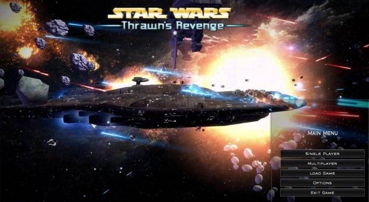 Thrawn's Revenge Imperial Civil War