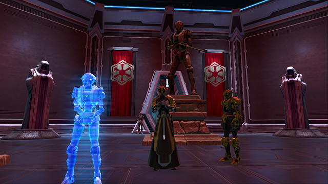 Bioware on Squelch Abuse in SWTOR