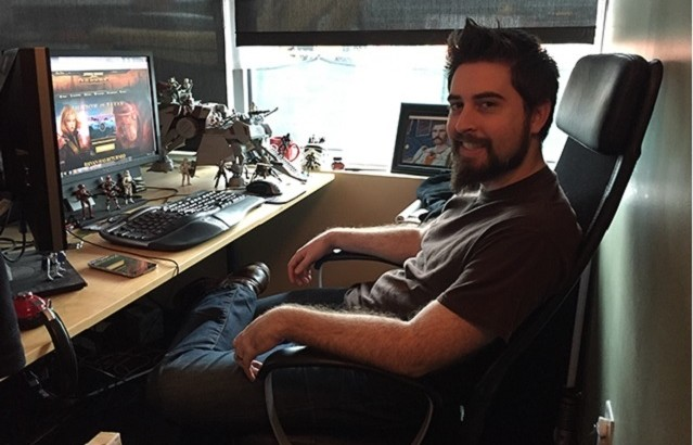 Charles Boyd Doing New Voiceovers for SWTOR