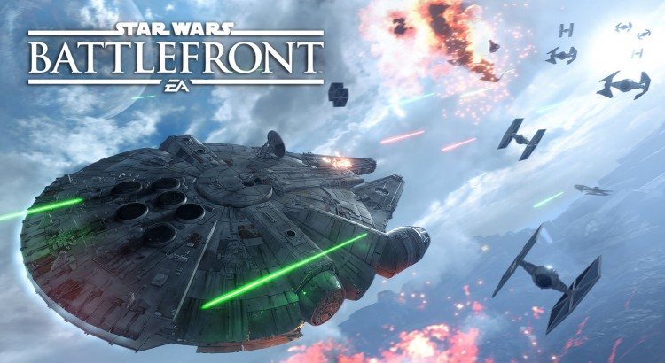 Players Salute Latest Star Wars Battlefront