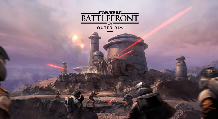 Star Wars Battlefronts eagerly awaited first DLC - Outer Rim