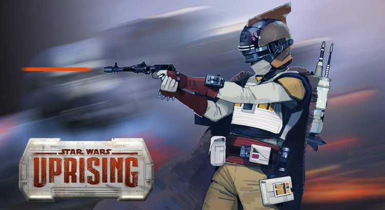 Star Wars Uprising – Win 1 Million Credits