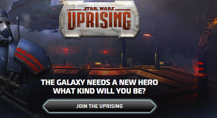 Star Wars Uprising  -  Cartel Competition Cycle 2 Prizes