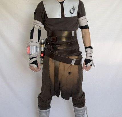 Starkiller from The Force Unleashed Cosplay