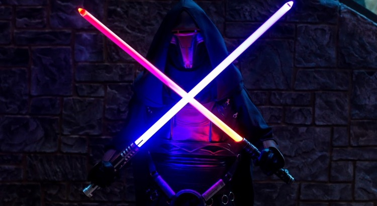 really cool darth revan cosplay from katsucon 2016 star wars