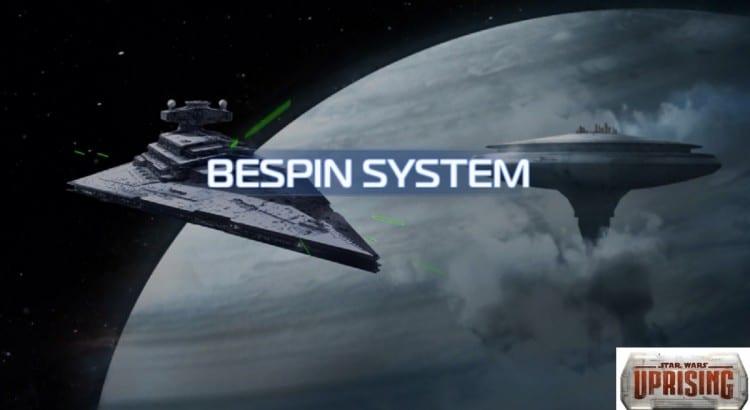 star wars uprising bespin system