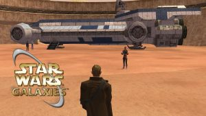 A Look at Star Wars: Galaxies EMU