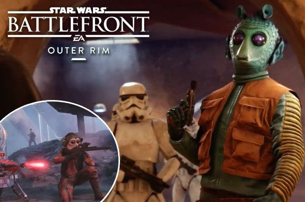 Does Star Wars Battlefronts Outer Rim Bring the End Game