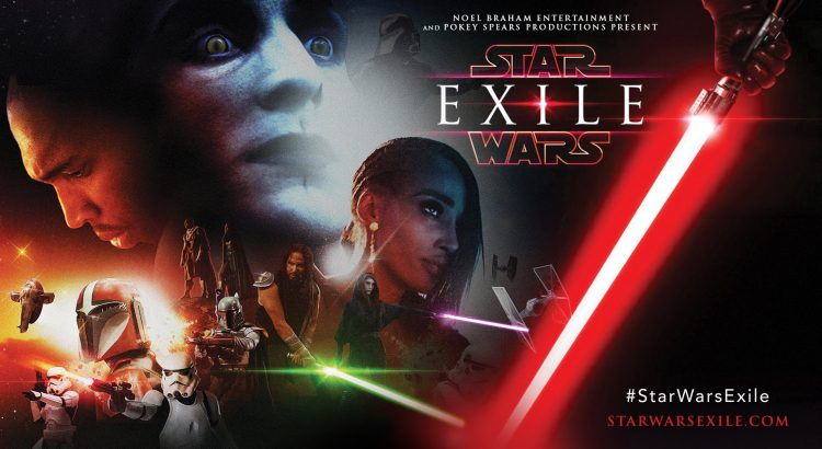 EXILE – A STAR WARS FAN FILM