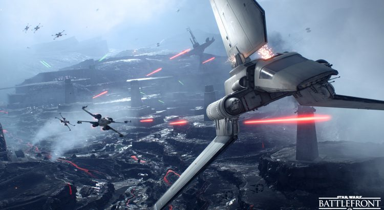 More New Content Coming For Star Wars Battlefront