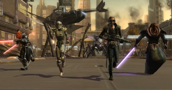 Regional Character Transfers now Available in SWTOR