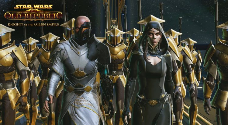 SWTOR Knights of the Fallen Empire – 'Hero's Saga' Trailer