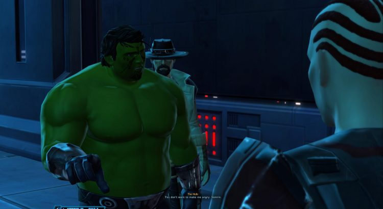 swtor you dont wanner make me angry