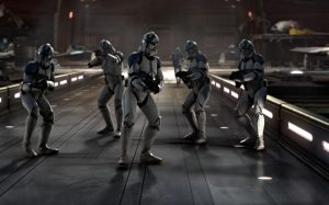 Disney: Make a Movie/Series about the 501st Legion