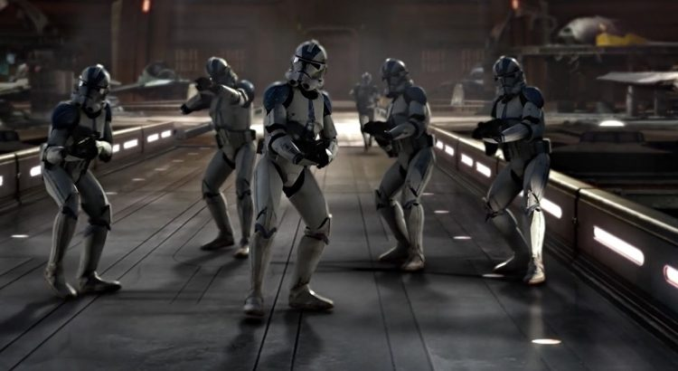 Disney Make a Movie or Series about the 501st Legion