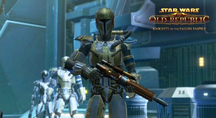 Knights of the Fallen Empire – 'Mandalore's Revenge' Teaser