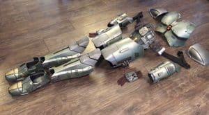 SWTOR Cosplay: Jedi Armor