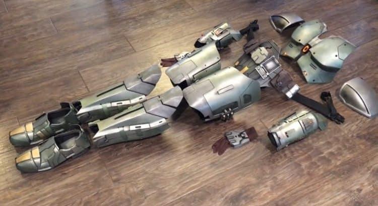 SWTOR Cosplay Jedi Armor