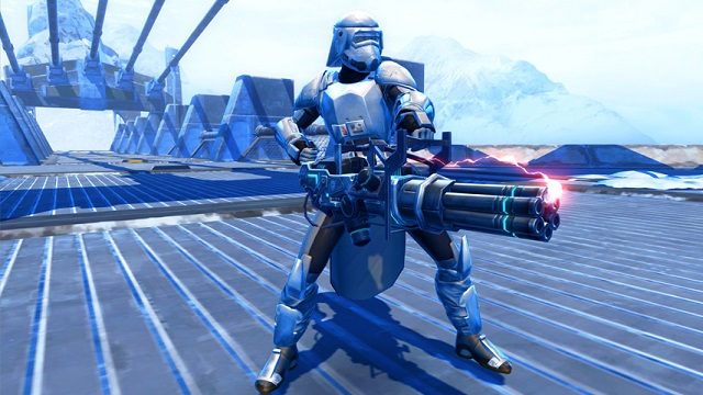 SWTOR Addressing Weapon Tuning issues