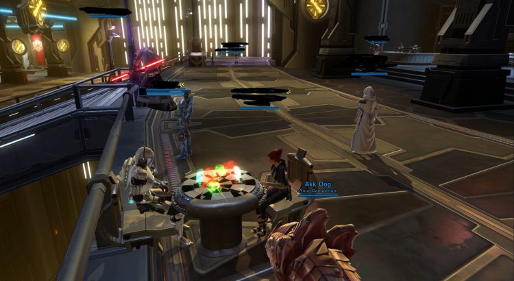SWTOR Character Transfer Sale
