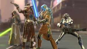 SWTOR Class Changes Coming with Patch 4.5