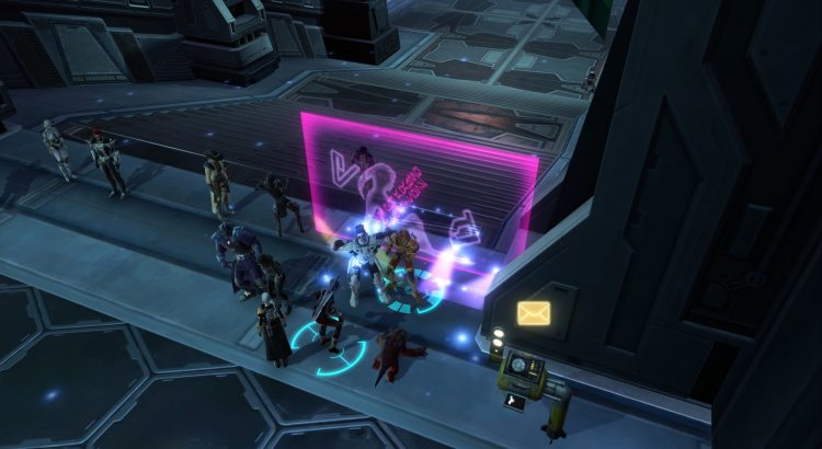 SWTOR Win-traders