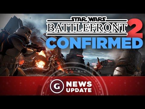 Star Wars Battlefront 2 confirmed