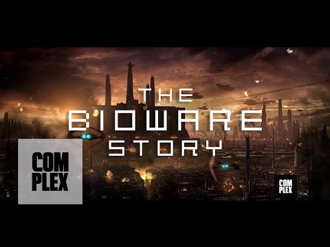 Star Wars The Old Republic - The Bioware Story (Documentary)