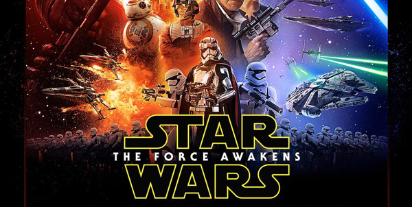 Star-Wars the force awakens