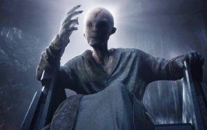 It is settled. Supreme Leader Snoke is NOT Darth Plagueis