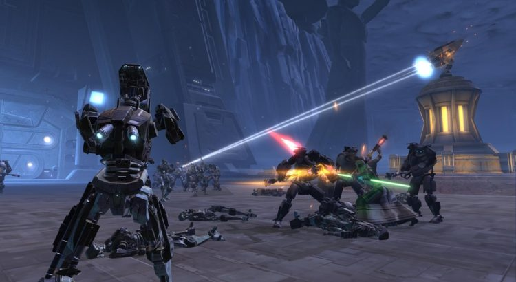 Advice To Those Thinking Of Raid Leading in SWTOR